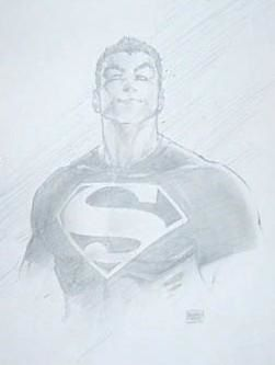 Superboy de Michael Turner