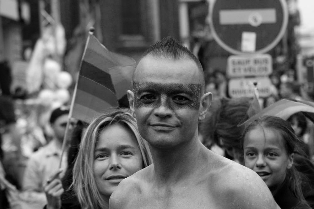 Gut bekannt Album - Gay Pride Nantes 2010 - PHOTOS NOIR ET BLANC par Thierry  GA73