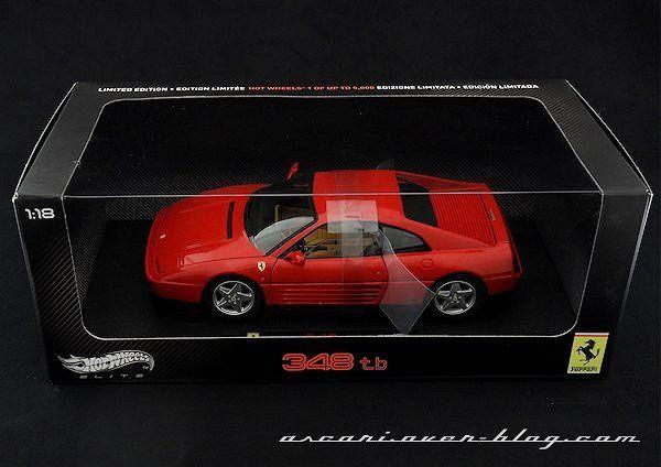 1-18 Ferrari 348 TB ELITE 001