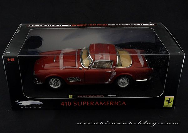 1-18 FERRARI 410 SUPERAMERICA ELITE 01