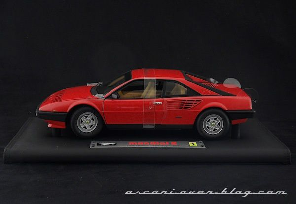 1-18 FERRARI MONDIAL 8 SUPER ELITE 03