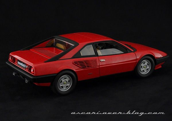 1-18 FERRARI MONDIAL 8 SUPER ELITE 06