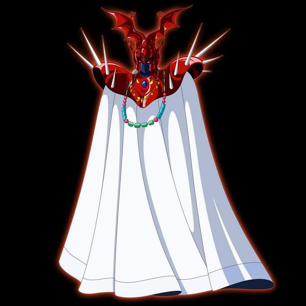 pope saint seiya