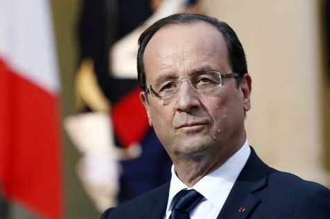 Francois Hollande Elysee Octobre 2012
