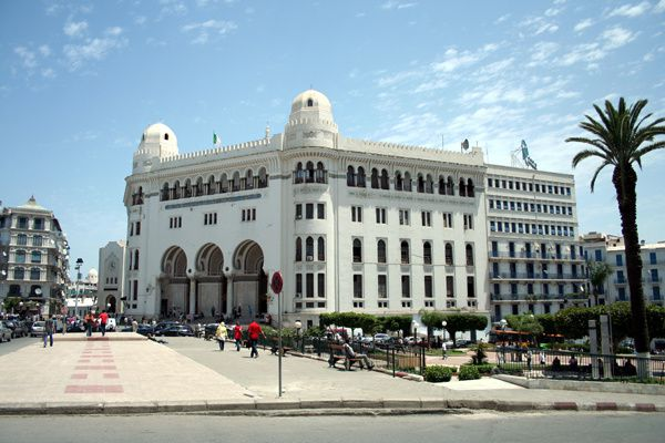 Alger-Grande-Poste-