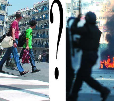 algerie le choix