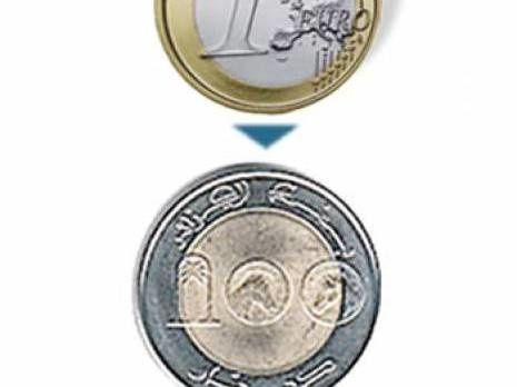 monnaie euro dinnar
