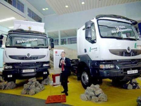 Renault Trucks Algerie