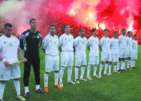 algerie CAN 2010