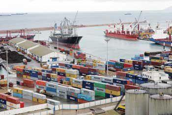 port alger commerce