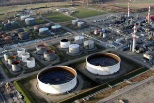 raffinerie du petrole