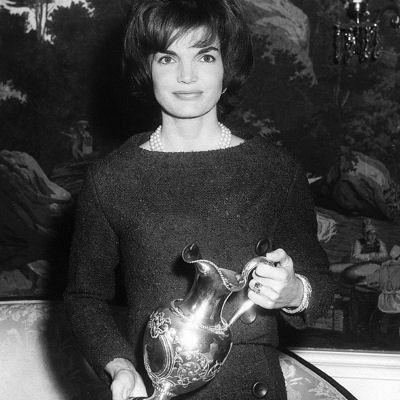 001000 Jackie Kennedy en 1961