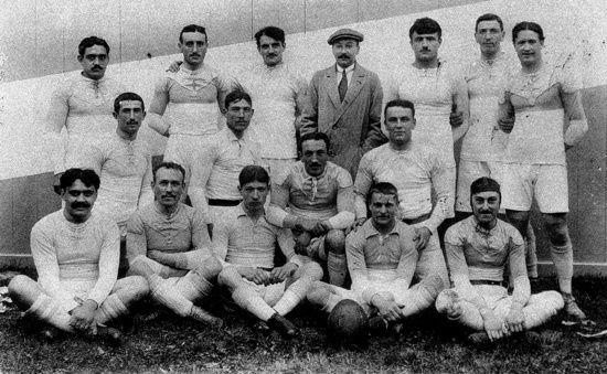 aviron bayonnais champion de france 1913