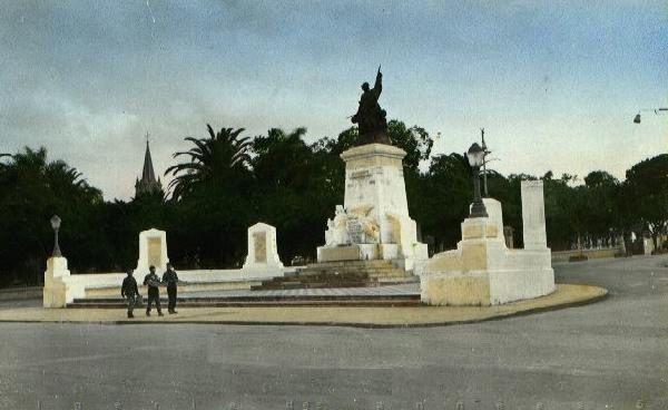 Centre ville de Hadjout ex Marengo (Monument)