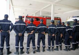 pompiers tipasa