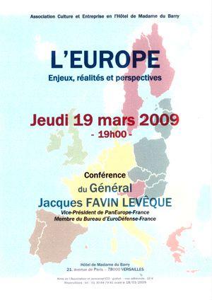 conférence culture entreprise cciv europe favin leveque