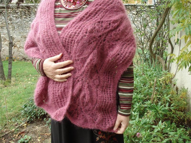 Tous mes ouvrages tricot ou crochet