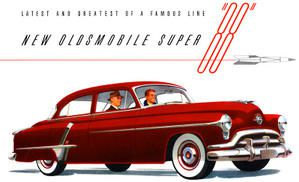 1952 Oldsmobile Super 88