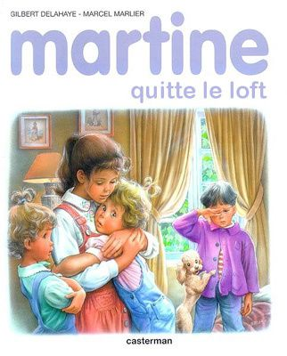 Martine fait son coming out