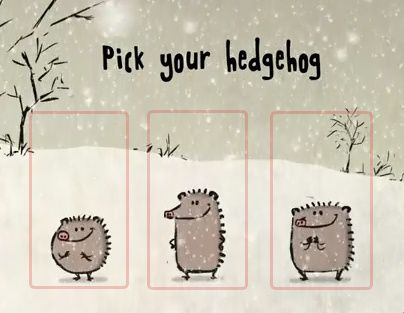 Singing-Christmas-Hedgehogs