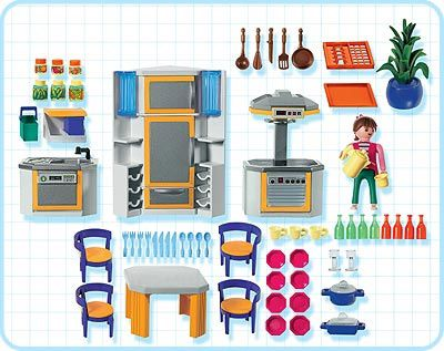 cuisine playmobil le blog opportunity. Black Bedroom Furniture Sets. Home Design Ideas