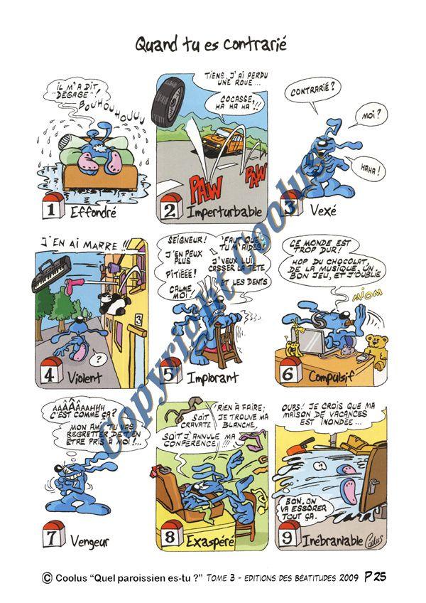copyright QPET-138 Quand tu es contrarié Tome 3 p25