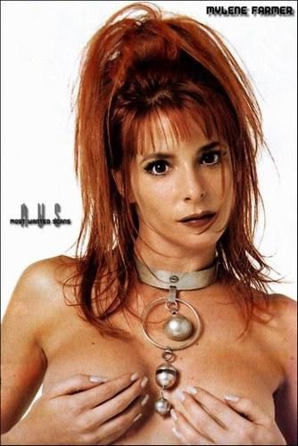 Mylène Farmer Très sexy