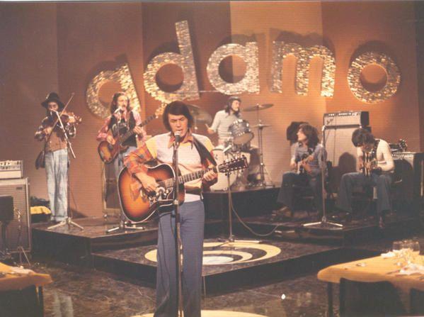 Adamo Salvatore - le chanteur belge