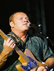 UB40, son chanteur et sa guitare