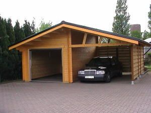 carport en bois leroy merlin. Black Bedroom Furniture Sets. Home Design Ideas