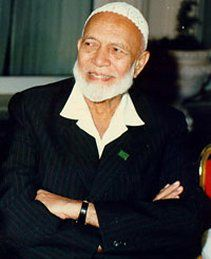 1 AHMED DEEDAT