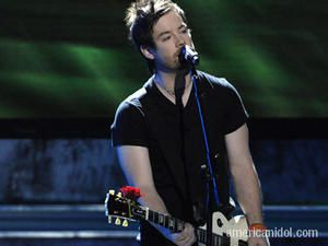David Cook - American Idol 7 - winner 2008