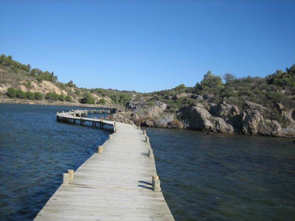 Entre terre et mer, des villages de pêcheurs : Peyriac de Mer et Bages.