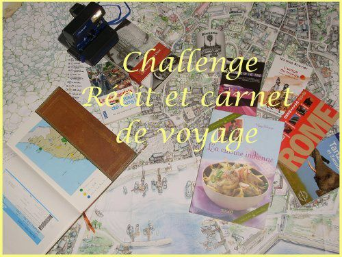 challenge carnet de voyage