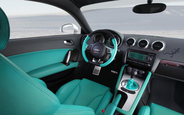 Tuning cars and news audi tt tuning body for Interieur tuning auto