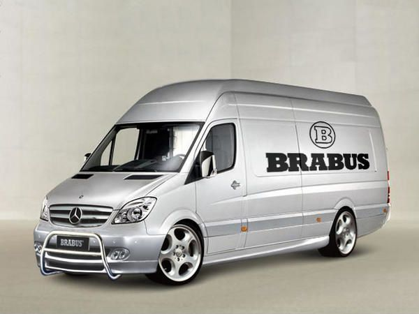 Tuning le mercedes sprinter par brabus 2017 2018 best cars reviews