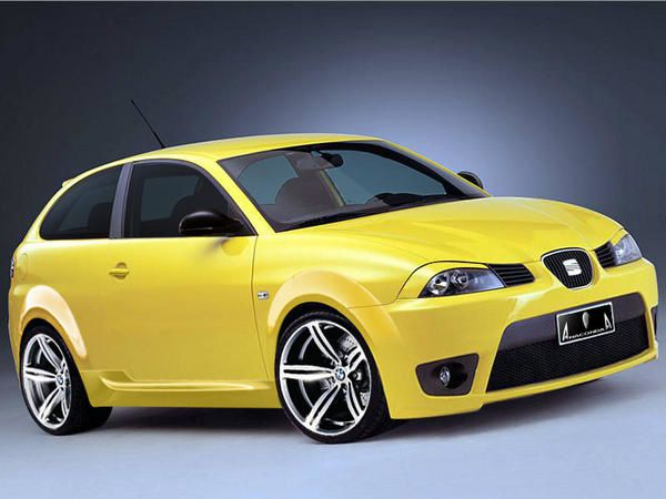 tuning cars and news seat ibiza cupra tuning. Black Bedroom Furniture Sets. Home Design Ideas