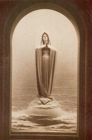 La Vierge à l'Etoile