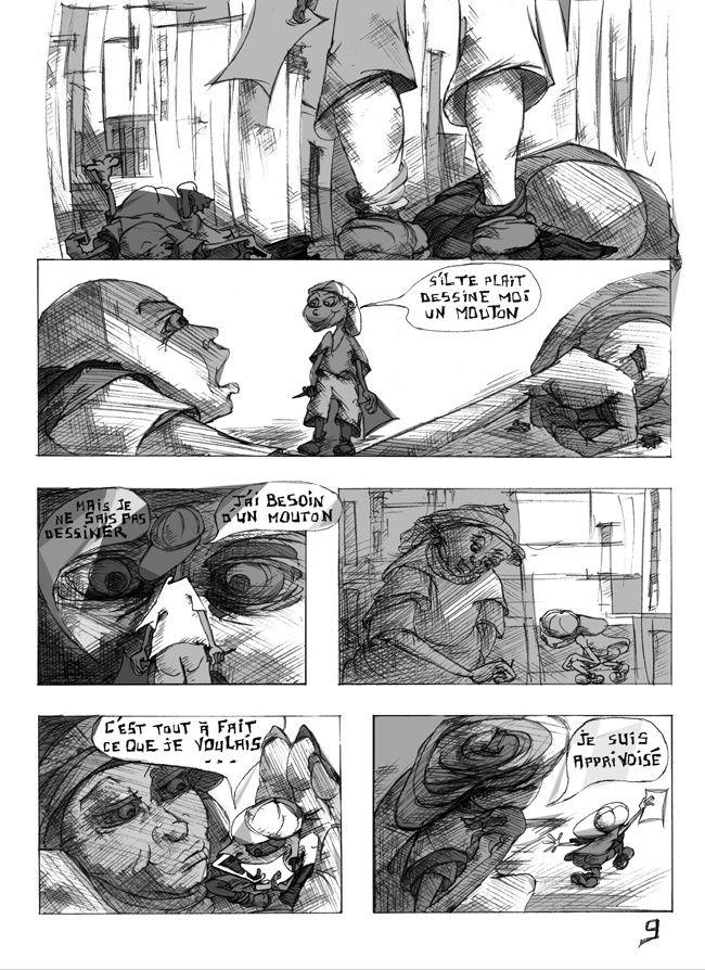 BLITZ page 9 par MaTa