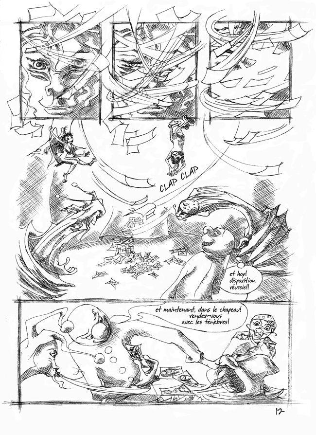 le chapiteau des oubliés page 12