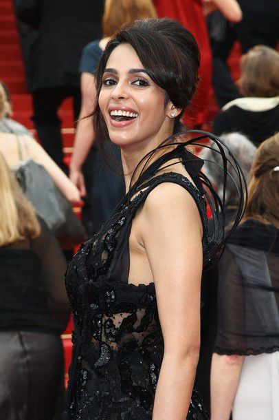 Mallika Sherawat at the Pirates of the Caribbean P-copie-1