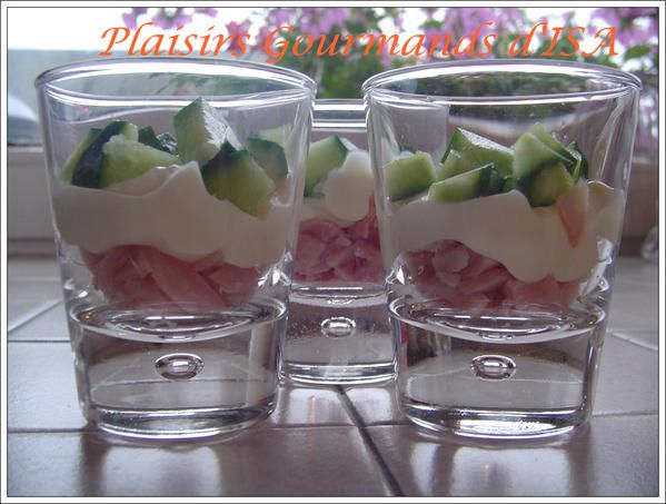 Verrine Super Facile Plaisirs Gourmands D Isa