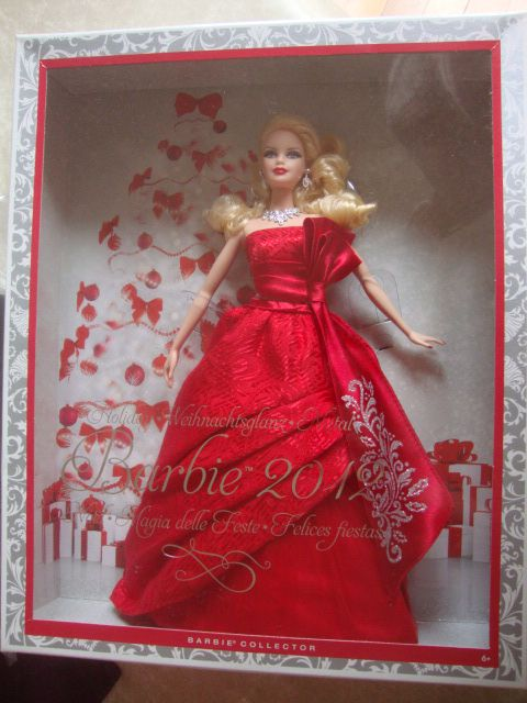 Barbies le blog patoupassions - Barbie noel merveilleux ...