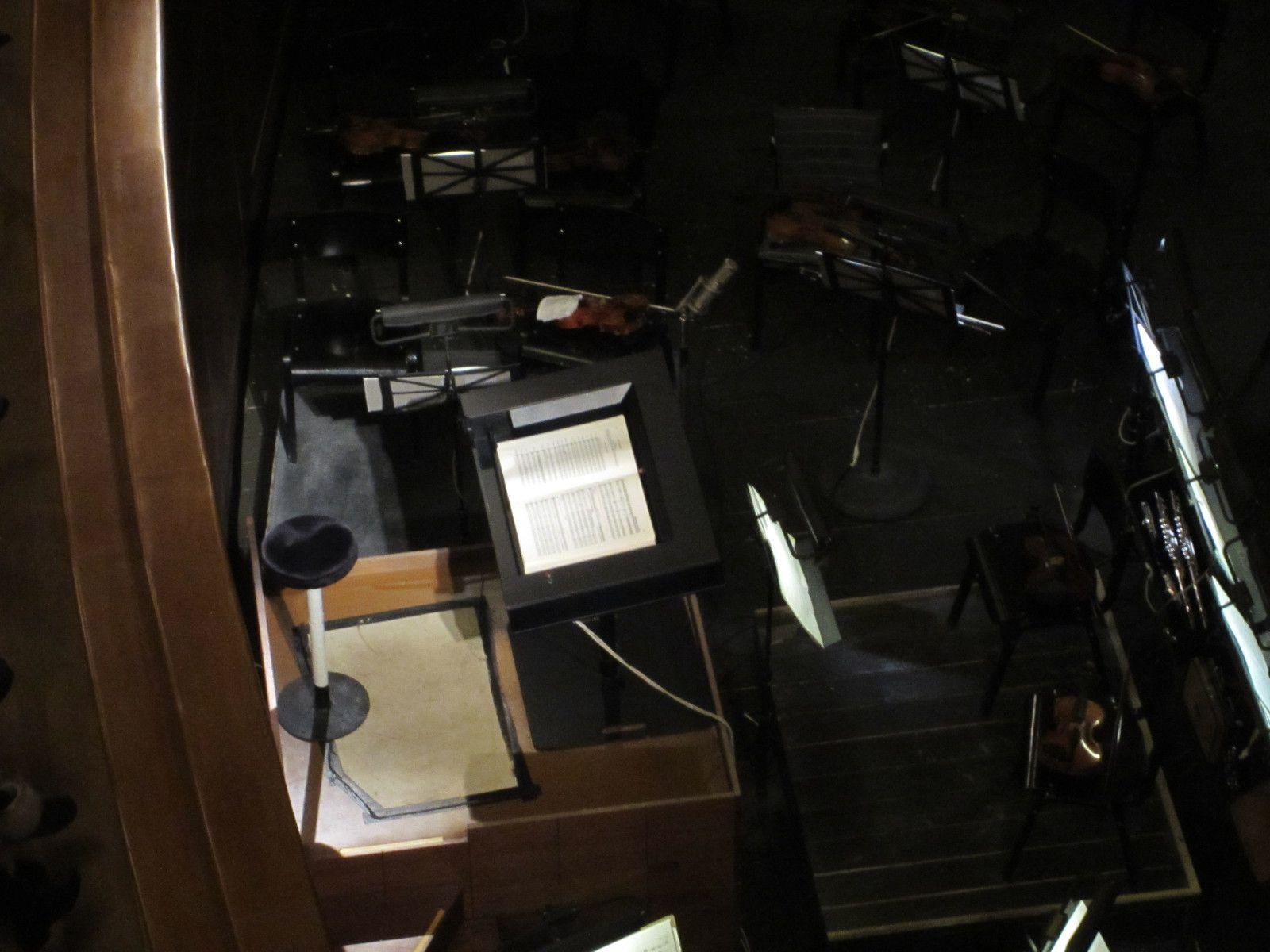 La Traviata à l'Opéra de Bucarest Dessins et photos: EmMa (M. et Em. presse)