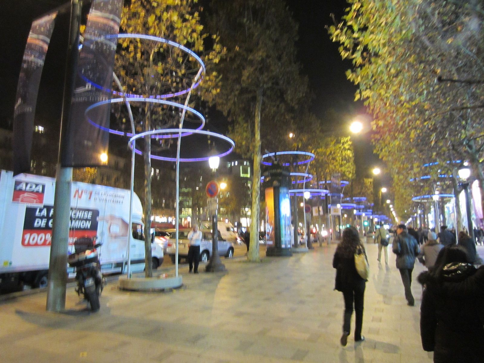 #987D33 ImmoAlternativ€: Avenue Des Champs Elysées Illuminations 2012 5365 decorations de noel champs elysees 1600x1200 px @ aertt.com