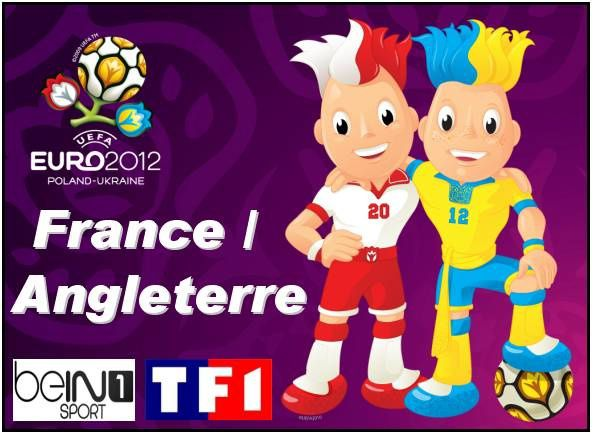 France Angleterre Euro 2012