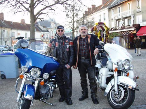 Rencontres bikers