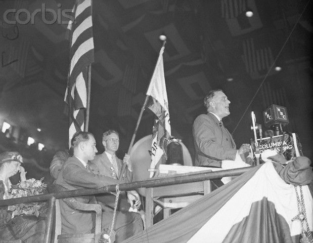 "an analysis of roosevelts new deal at the democratic national convention Fdr and the democratic national convention ""i pledge you, i pledge myself, to a new deal for the american people"" – franklin d roosevelt."
