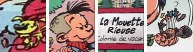 Lturgie, Gastoon #1 (Franquin)