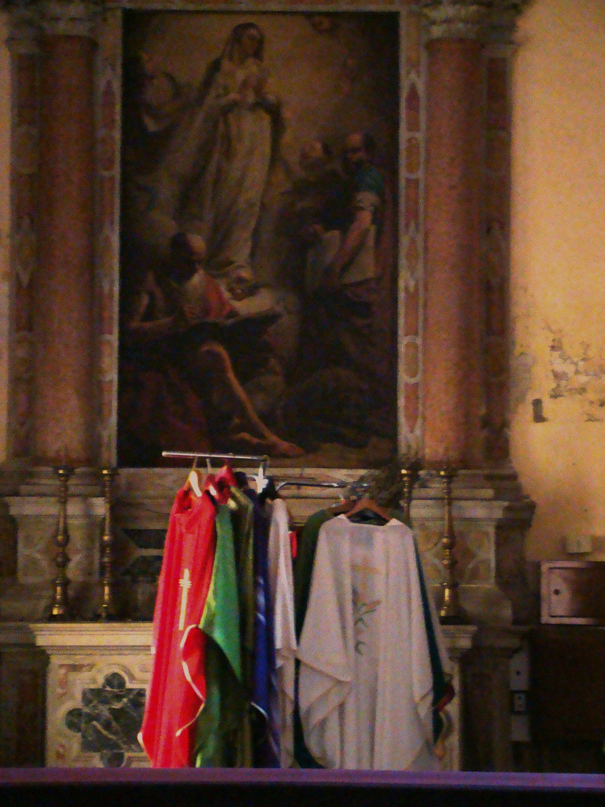 Aout 2009-Italie -Venise-San Francesco della Vigna(3)